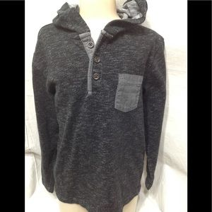 Boy's size 4/5 CAT & JACK lightweight hoodie